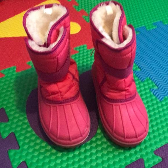 Snow Winter Boots Pink | Poshmark